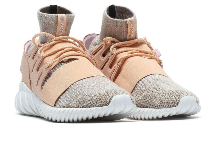 "adidas Tubular Doom Primeknit ""St. Pale Nude"" - EU Kicks: Sneaker Magazine"