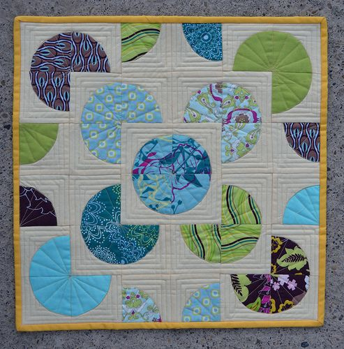 Beautiful Wall Quilt Made by Shevvy