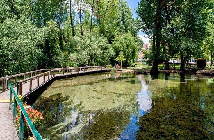 Στην Ελλάδα ένα από τα ομορφότερα πάρκα της Ευρώπης! Ένα ονειρεμένο τοπίο που μοιάζει βγαλμένο από παραμύθι!city of drama Macedonia Greece