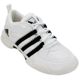 Tênis Adidas 4.3 K Infantil - Branco+Preto