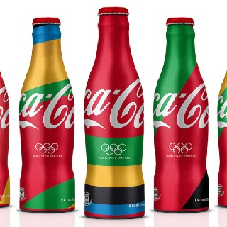 Coca-Cola: 2012 London Olympic >> looks like I'm going to be buying some Coke!  :-)