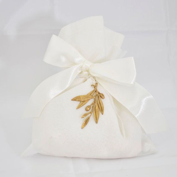 WEDDING FAVORS Olive Twig Greek favors. by ArchStudioGallery