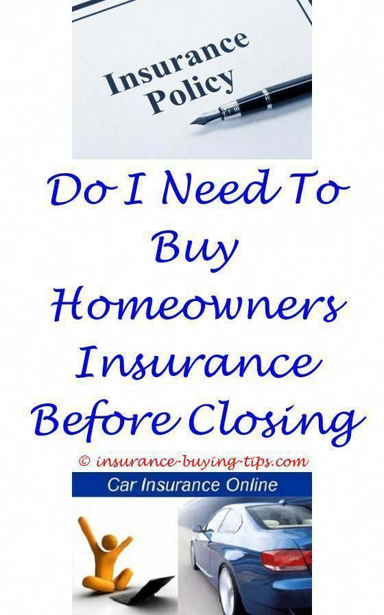 Tips for buying insurance you can buy insurance for