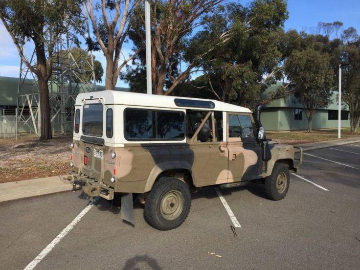 1988 Land Rover Perentie GS with Winch | Cars, Vans & Utes | Gumtree Australia Mitcham Area - Belair | 1151178067