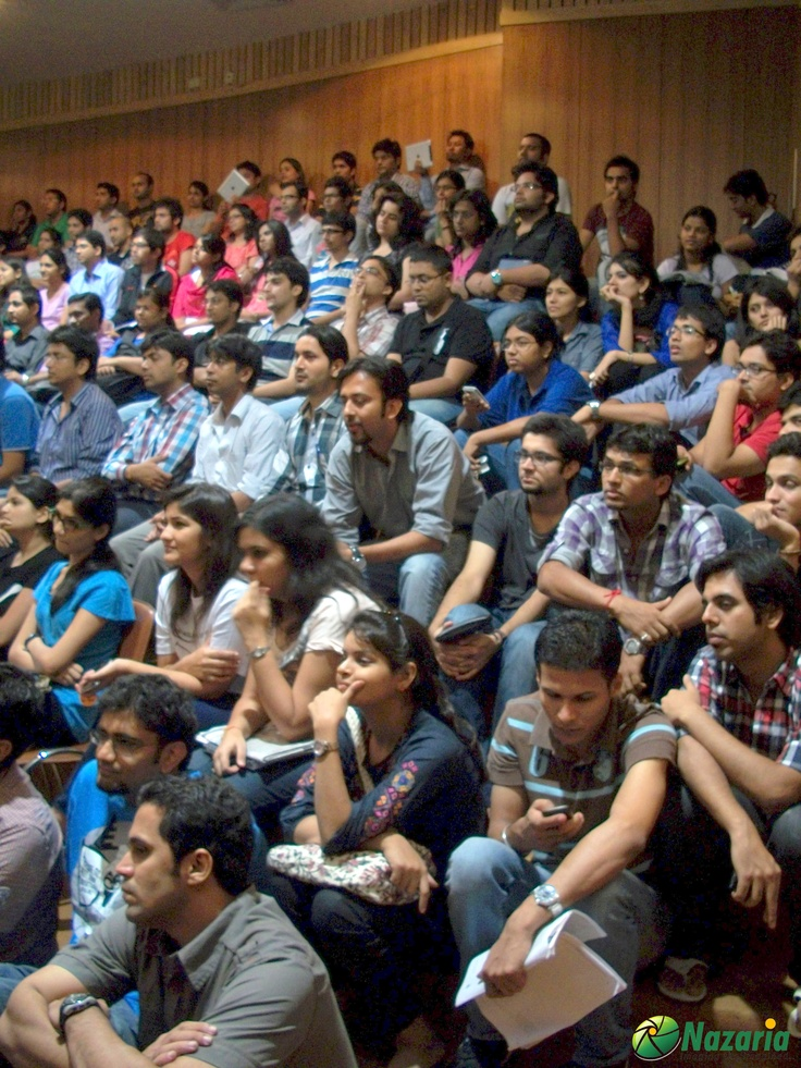 Michael Leander gave a guest lecture at IBS Hyderabad. It was organized by the Maverick Marketing Club