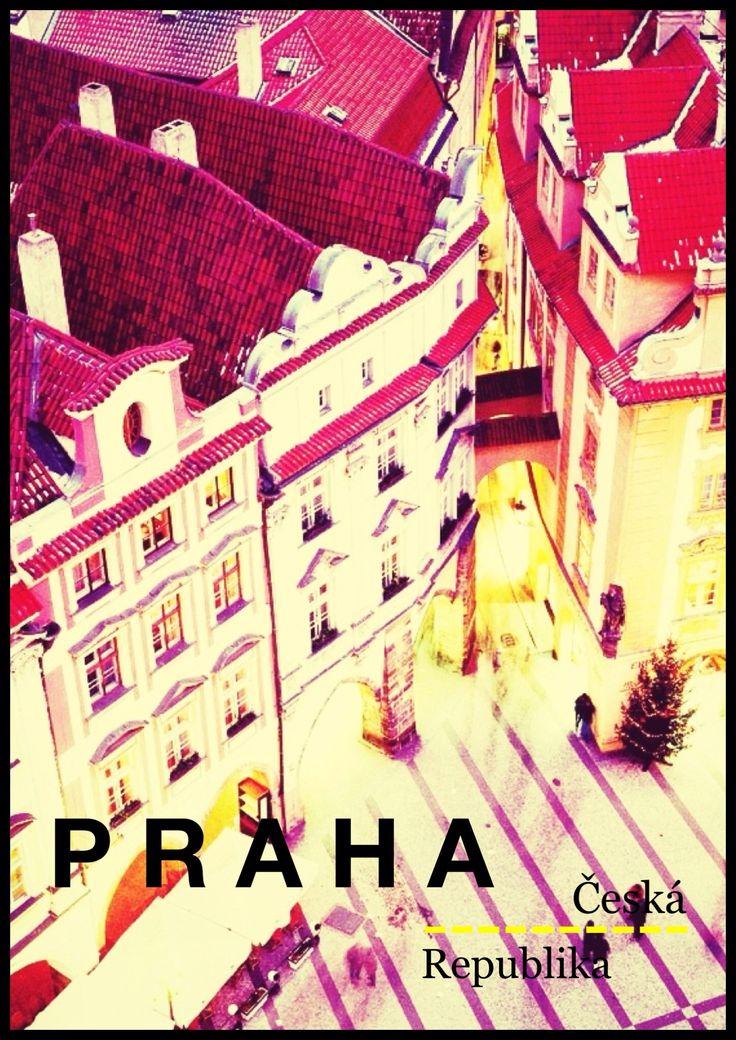 Praha - Phoster