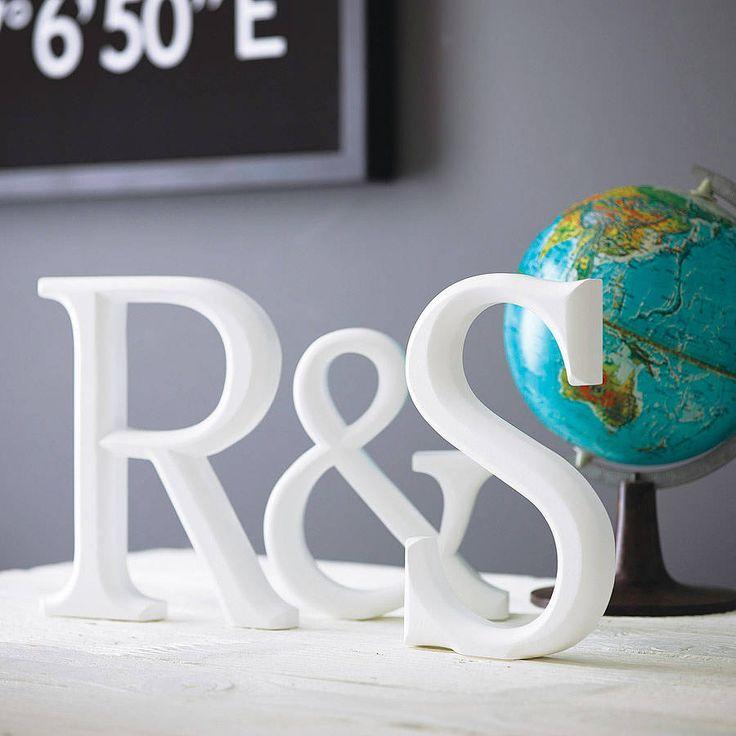 21 best Wooden Letters Design images on Pinterest