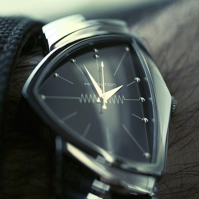 """大人な男性に贈る時計ブランド!""""ハミルトン""""【メンズ 時計 ブランド】"""