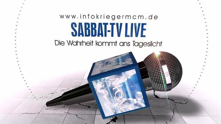 Sabbat-TV LIVE [5] ➤ Fragen über Gott und die Welt