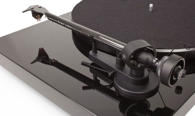 Pro-Ject Debut Carbon - my turntable.