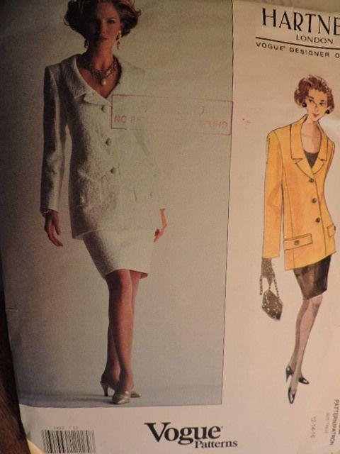 SeeSallySew.com - British Designer Norman Hartnell Jacket