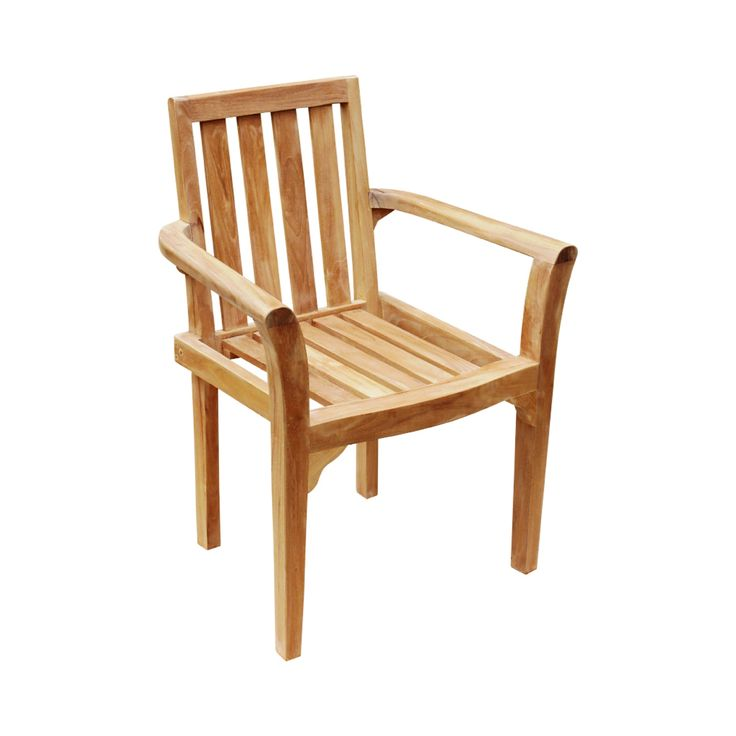 Garden Outdoor Chair Made Of Solid Teak Wood Indonesia Furniture Outdoor Garden Chair Outdoorchair Outdoo Teak Garden Furniture Teak Furniture Furniture