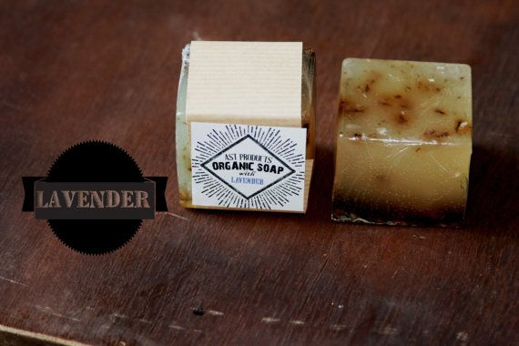 Organic soap with natural and fresh herbs and seeds suitable for all skin types.
