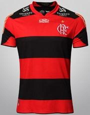 Camisa Olympikus Flamengo I 2012