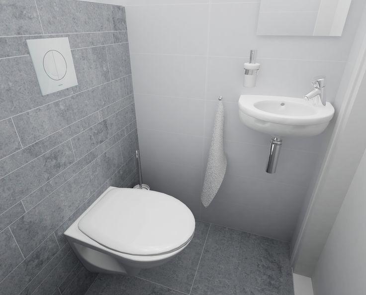 De 16 b sta toilet bilderna p pinterest - Deco toilet ontwerp ...