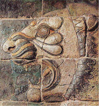 Lions de Suse (Susa, Persia)