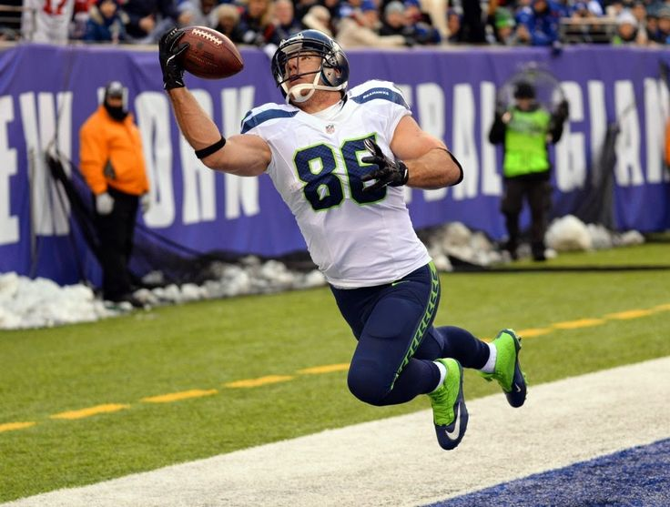 Seahawks News by 12th Perspective: Self Evaluation: Tight Ends