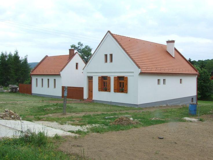 Bakonybéli családi ház
