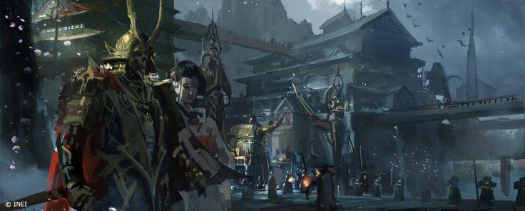 Amazon.co.jp: ファンタジーの世界観を描く コンセプトアーティストが創るゲームの舞台、その発想と技法: 富安 健一郎, 上野 拡覚, ヤップ・クン・ロン: 本