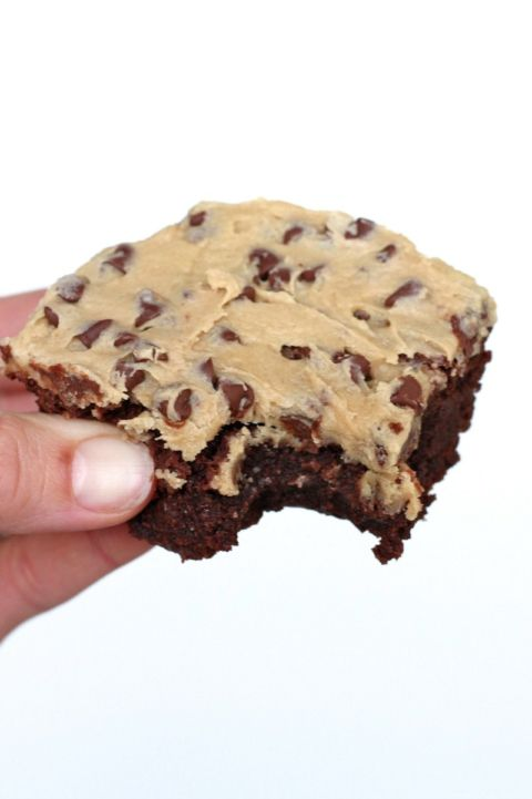 frosted brownies fudge brownies brownie recipes bar recipes yummy ...