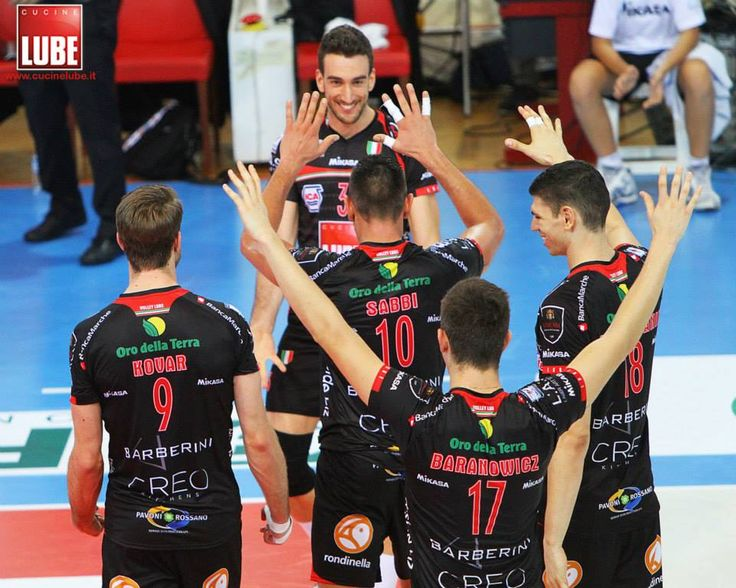 #MectronicMedicale partner of #LubeVolley Successful collaboration!