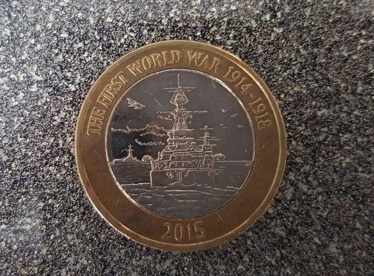 £2 coin 2015 Royal Navy HMS Belfast World War £7.50 or Best Offer Ebay Uk Item Number  362173460423