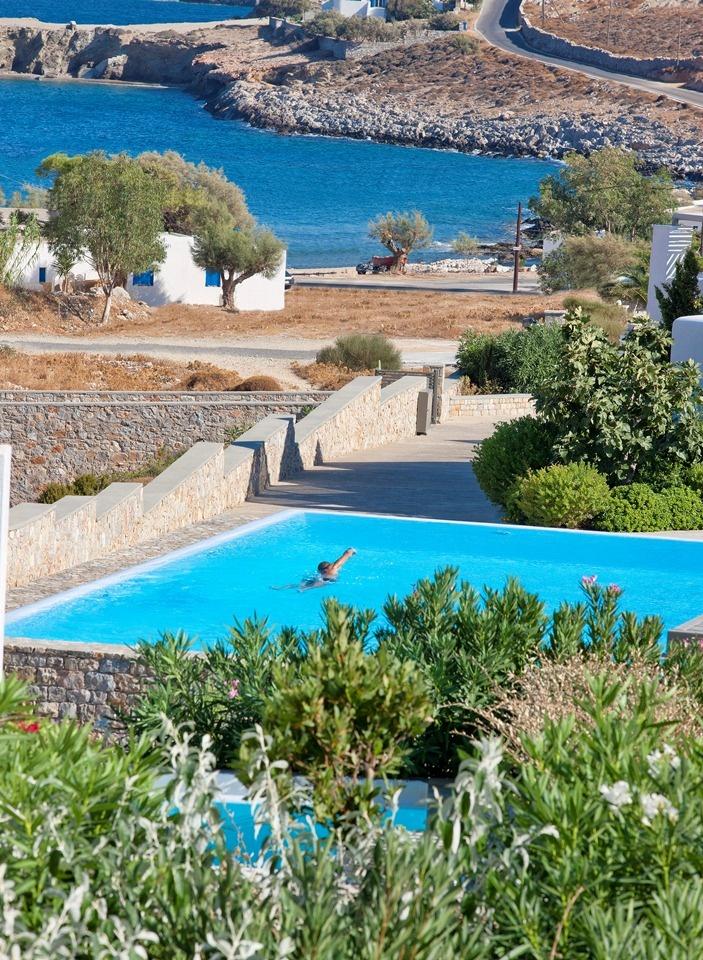 Folegandros e seus paradisíacos hotéis - Ilhas Cyclades