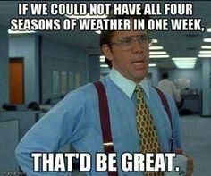 Να πούμε … «καλό χειμώνα»;