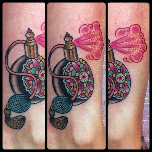 25 best ideas about perfume bottle tattoo on pinterest