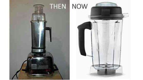 Ask Vitamix to replace plastic container with stainless steel.  Please sign petition.