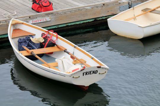 camden friends dinghy 1 by JJPoatree