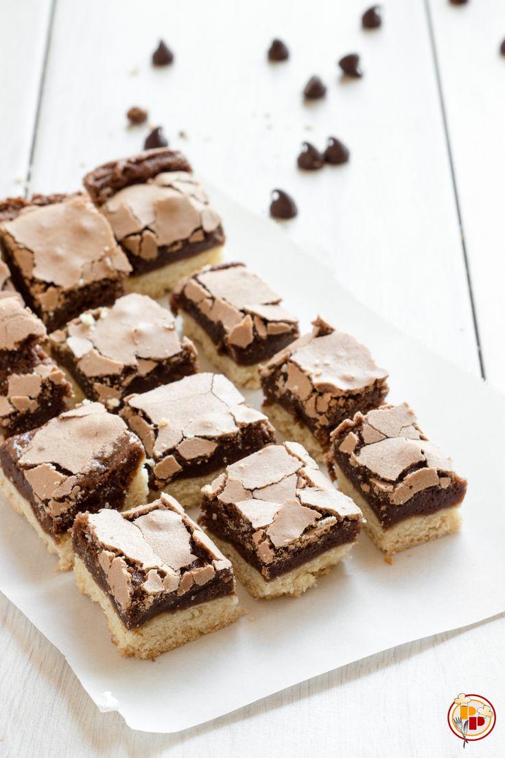 crostata brownie - ricetta golosa e facile