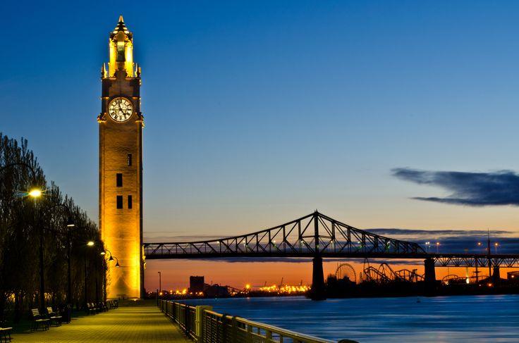 Clocktower, Montreal, Canada