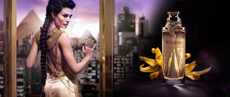 Eau de Parfum Possess Intemporal by Oriflame