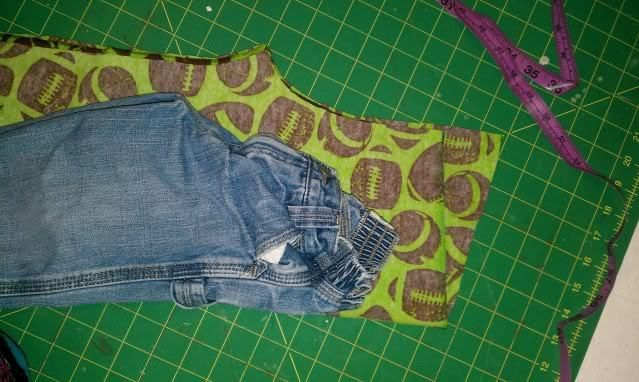 Fix it Tutorial: Rise Issues on Pants (Front Pouch or Plumbers Crack)