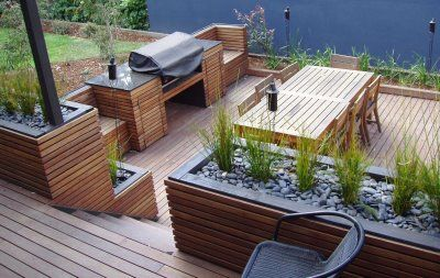 out door kitchen cool idea