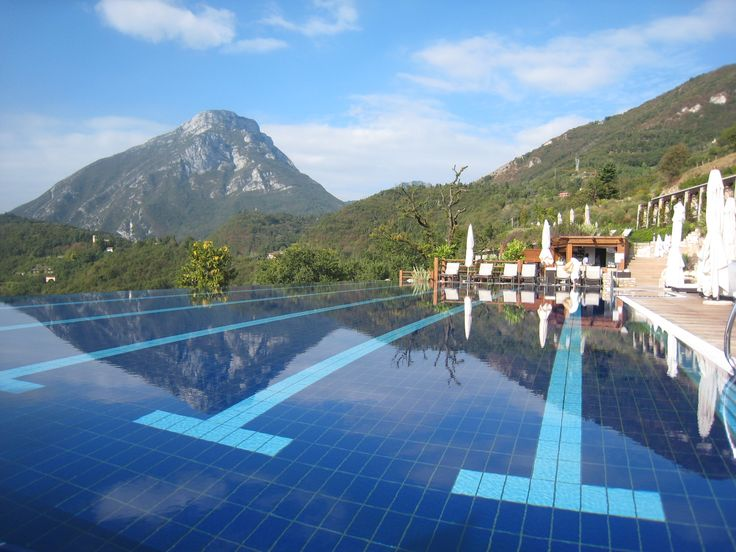 10 best 10 pools to swim in before you die images on pinterest pools swim and swimming for Hotels in lake garda with swimming pool