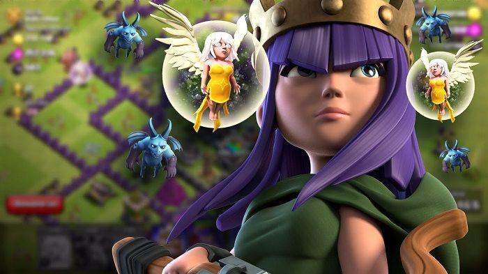 Clash Of Clans Tips & Tricks: When To Upgrade Barbarian King, Archer Queen Without Losing Your Army's Advantage : Games : iTech Post
