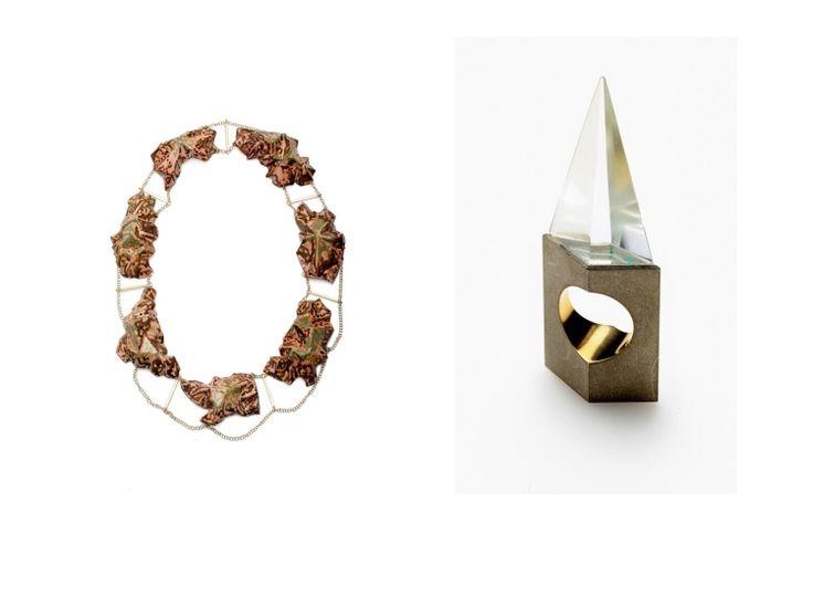 Exposition Bijoux Contemporains - Galerie Lhoste - BEATE KLOCKMANN  PHILIP SAJET  BIJOUX CONTEMPORAINS  du 5 au 29 août 2015  Vernissage le 11 août à partir de 18h  25 avenue Edouard VII Biarritz