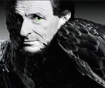 Ryszard Horowitz | Jerzy Kosiński, 1991