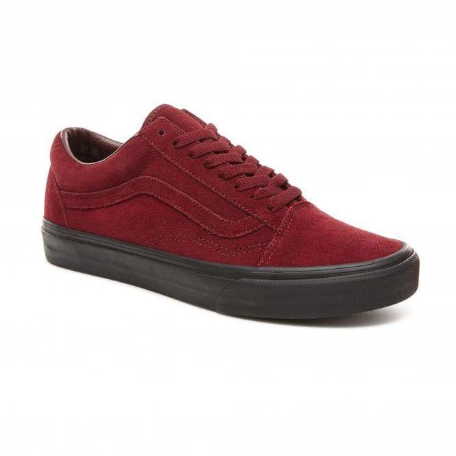 Old Skool Shoes | Port Royale/Black