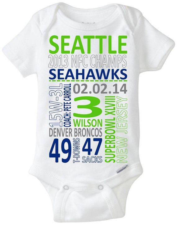 new style b58ea a861b seattle seahawks infant jersey