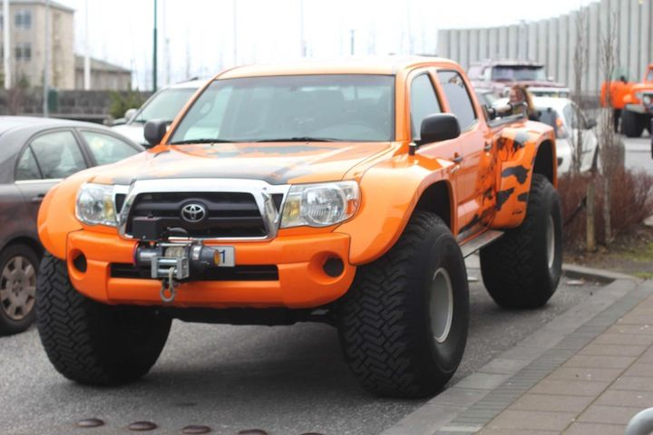 12 Best Images About Toyota Tacoma Gen 2 Parts On