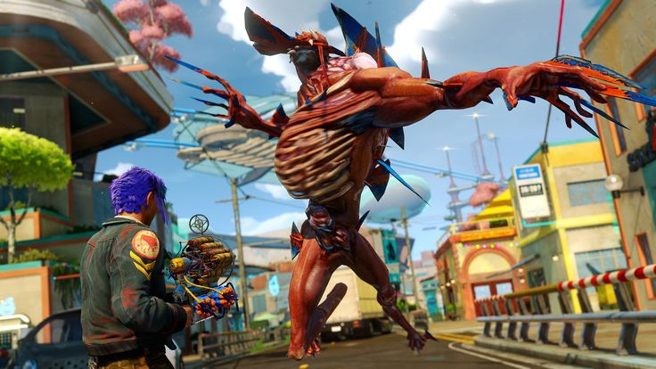 Ted Price of Insomniac hints that Sunset Overdrive on PlayStation 4 is a possibility in the future. #Playstation4 #PS4 #Sony #videogames #playstation #gamer #games #gaming