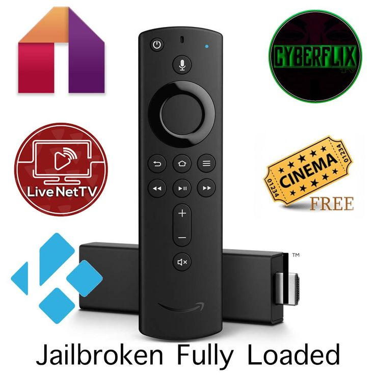 Jailbroken Firestick Fully Loaded Free HD Movies and TV
