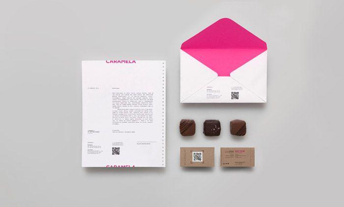 Caramela Chocolate Boutique: Chocolates Boutiques, Brand Identity, Anagram, Packaging Design, Graphics Design, Boxes Design, Behance Network, Caramela, Bright Colors