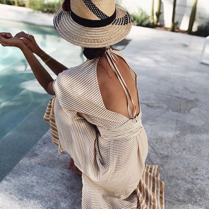From oversized straw designs to quirky boaters, the beach hat is a practical shortcut to glamourous holiday style. If there was no luggage restriction, here are the six we'd be packing…