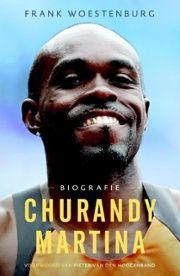 Churandy Martina - ik ben blij : Met deze drie woorden stal hij de show in London