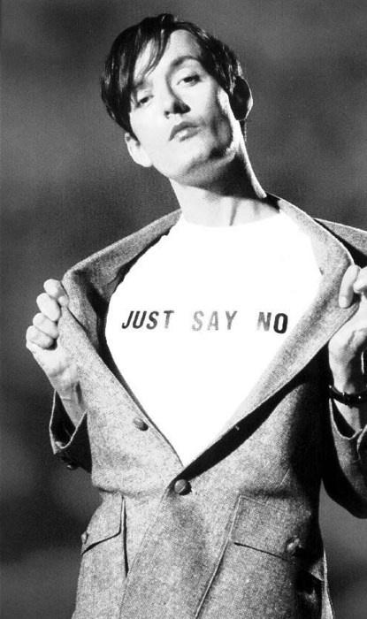 Just say no..