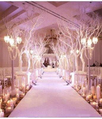 winter theme for wedding